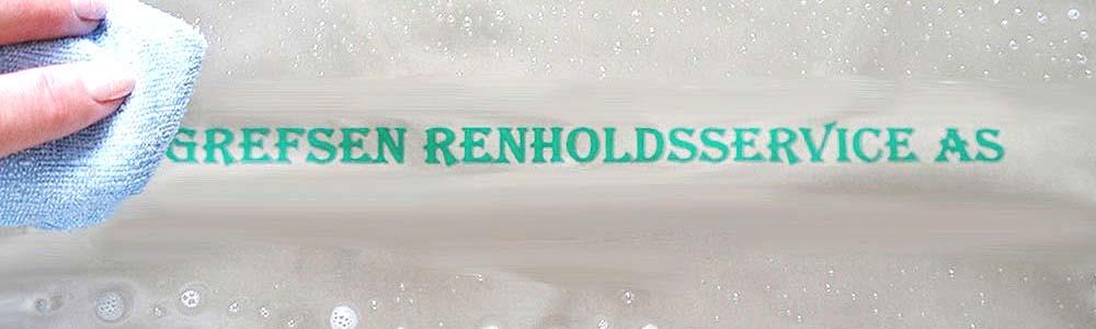 GREFSEN RENHOLDSSERVICE AS